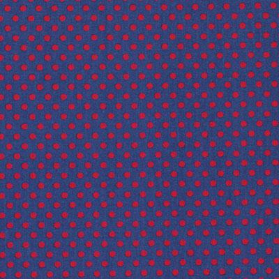 Granat w czerwone kropki 4mm